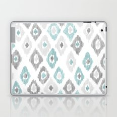 Quiet Ikat Laptop & iPad Skin