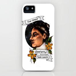 Henrietta Swan Leavitt iPhone Case