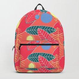 pantone gardenia Backpack