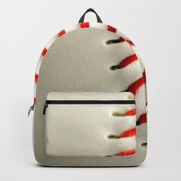 Base Ball Close Up Backpack