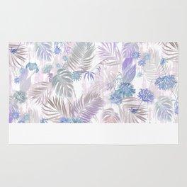 Tropical Iridescence- Pastels  Rug