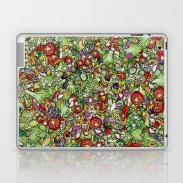Insalata Graffiti Laptop & iPad Skin