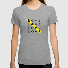 LOVE yourself - others - all animals - our planet T-shirt