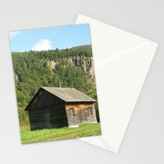 Woodcabin Stationery Cards