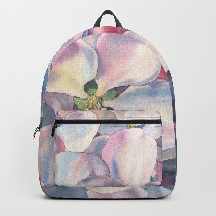 """Blossoming apple-tree"" Backpack"