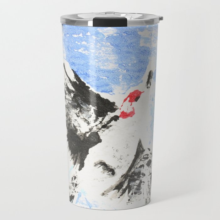 Red-Bellied Woodpecker Travel Mug
