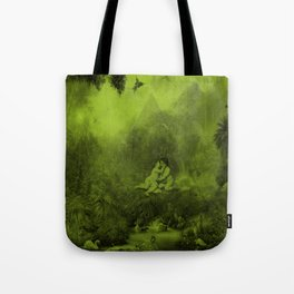 Young People Tote Bag