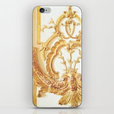 Gold Trimmings iPhone & iPod Skin