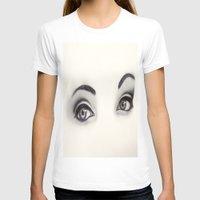 tiffany T-shirts featuring Tiffany by Samantha Petrin