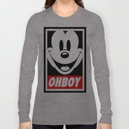 Oh Boy! Long Sleeve T-shirt