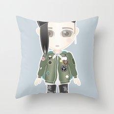 G-Dragon from Big Bang Throw Pillow