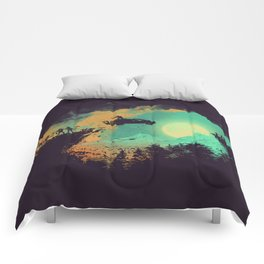 Leap of Faith Comforters