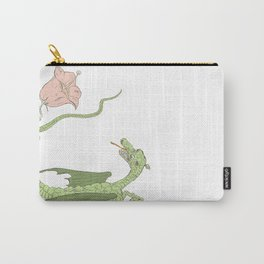 Defeating the Dragon Carry-All Pouch