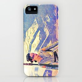 Rey Solo Destroyer - The Force Awakens iPhone Case