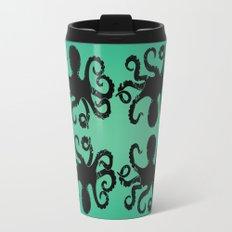 Octo Aqua Travel Mug