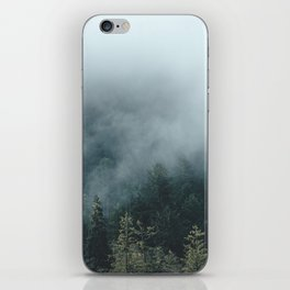 The Smell of Earth - Nature Photography iPhone Skin