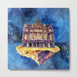 Central theatre, Dresden Metal Print