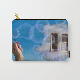 Forever Blowing Bubbles Carry-All Pouch