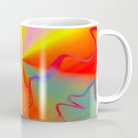 carnival Mugs featuring Carnival by Awesome Palette
