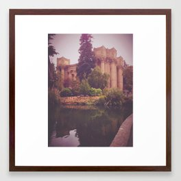 Palace of The Arts 2 Framed Art Print