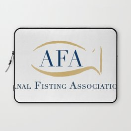 AFA - Anal Fisting Association Laptop Sleeve