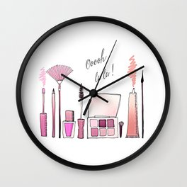 SWEET LITTLE HELPERS  Wall Clock