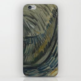 A Pair of Leather Clogs iPhone Skin