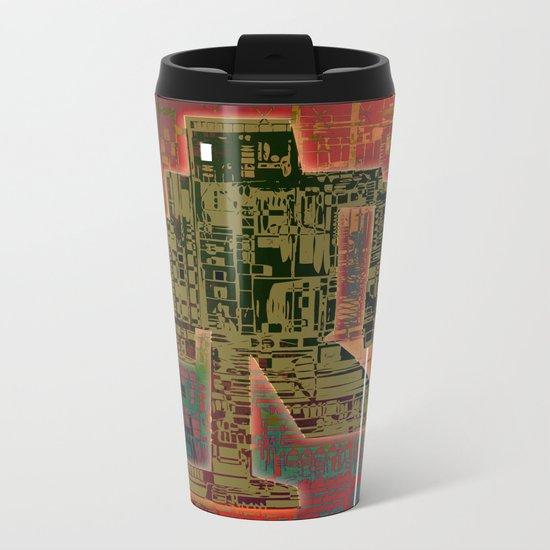 Robotic Lab Metal Travel Mug