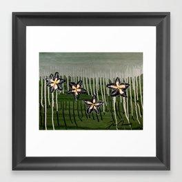 Magnolia Pleasures Framed Art Print