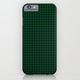 Lauder Tartan iPhone Case
