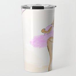 Ballerina Travel Mug