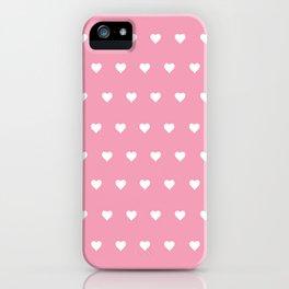 Feel My Love iPhone Case