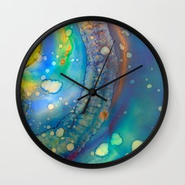 In The Milky Way Wall Clock