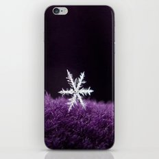 Snowflake Royale iPhone & iPod Skin