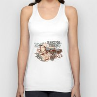 racing Tank Tops featuring Racing Team by Tshirt-Factory