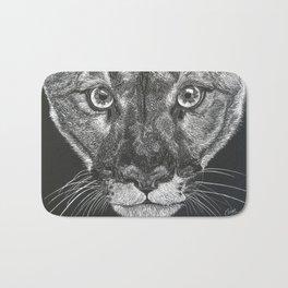 Cougar Bath Mat
