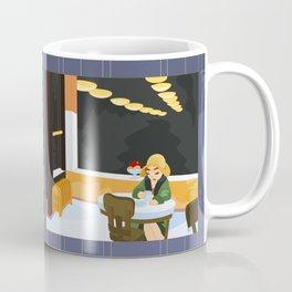 Automat by Hopper Coffee Mug