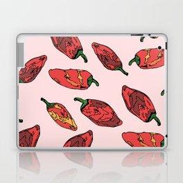 Red Hot Laptop & iPad Skin