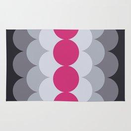 Gradual Pink Yarrow Rug