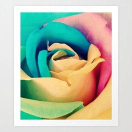 Rose#1 Art Print