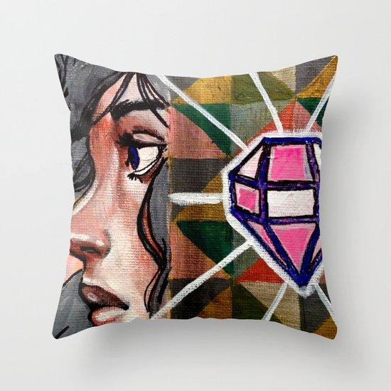 Dazzle Throw Pillow