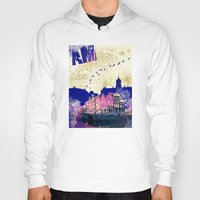 amsterdam Hoodies featuring Amsterdam by Kimball Gray