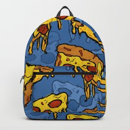 Gooey Pizza Slices Backpack