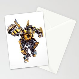 Bumblebee Auobot Transformer Stationery Cards