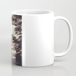 the faint sunset Coffee Mug
