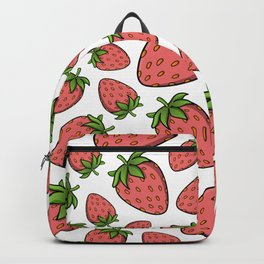 Strawberrfectly Normal Backpack