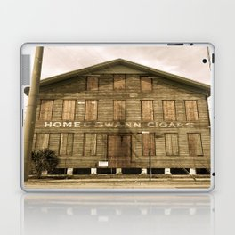 Historic Ybor Building Laptop & iPad Skin