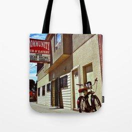 Community Pub & Eatery Tote Bag