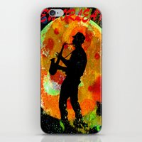 new orleans iPhone & iPod Skins featuring New Orleans  by Saundra Myles