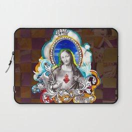 Sagrado Coração de Jesus (Sacred Heart) #1 Laptop Sleeve